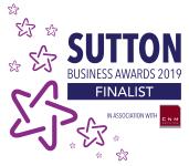 Sutton Business Awards Finalist 2019