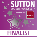 Sutton Business Awards 2017 Finalist