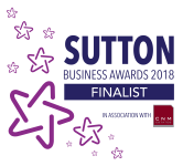 Sutton Business Awards FINALIST 2018